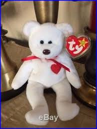 ty valentino ty valentino beanie baby with tag errors and ty cover up ty