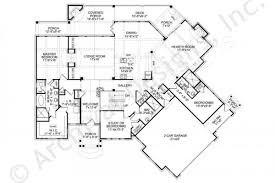 Cottge House Plan by Jackson Hole Cottage Rustic Floor Plans Luxury Plans