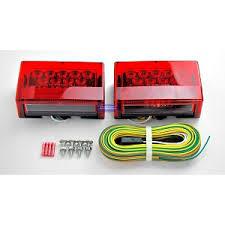 submersible led boat trailer lights submersible boat trailer light kit optronics lifetime warranty
