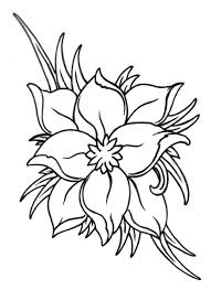 coloring pages disney characters adults easy butterfly flower