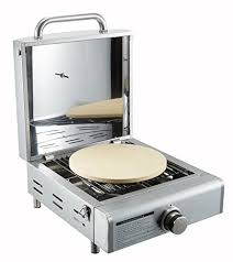 table top pizza oven super grills 3 in 1 portable stainless steel table top gas bbq grill