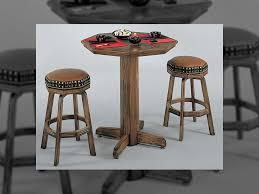 Oak Bar Table Custom Built Pub Tables From Century Billiards