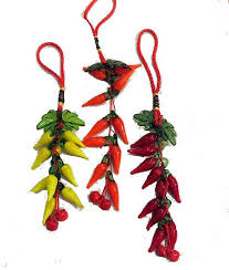 ornaments sco715 chili ornaments