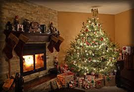 new year christmas holiday new year christmas room christmas tree