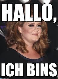 Adele Memes - hallo adele meme on memegen
