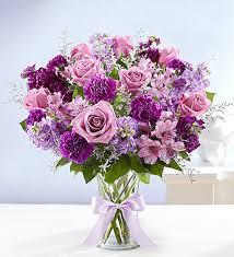 purple flowers shades of purple 1800flowers 161724