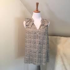 cynthia rowley blouse 90 cynthia rowley tops cynthia rowley silk polka dot