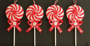 fabric yo yo lollipop ornaments are so easy quilting digest