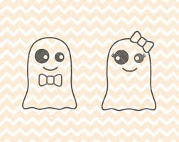 cute halloween ghost clipart image cute ghosts clipart etsy