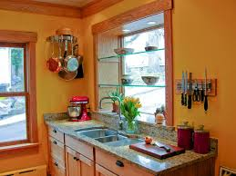 plants for on top of kitchen cabinets site built oak cabinets granite counter top plant window