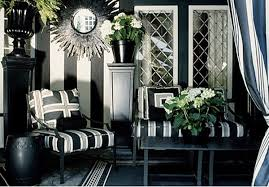 5 Black and White Interior Decorating Ideas in a Home