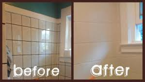 Can You Paint Bathroom Tile In The Shower 500 Bathroom Makeover In 3 Days
