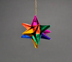 origami animal ornaments paper animal ornaments