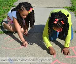 beads braids and beyond natural hair styles for little girls
