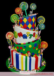 candy 1st birthday cake birthday cakes