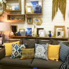 Home Interiors Shop Mustard And Indigo Shop Display Home Decor And Interiors At