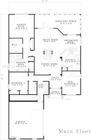 contemporary house plans blanchard 30 550 associated designs sq ft