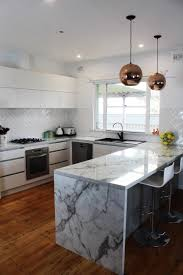 backsplash tiled benchtop kitchen defining your traditional