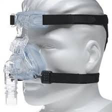 Respironics Comfort Gel Cpap Chin Strap Comfortgel Nasal Mask With Headgear