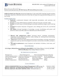 sample cover letter for medical billing and coding phlebotomist