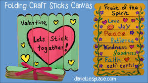 folding craft stick or popsicle stick canvas craft view it and