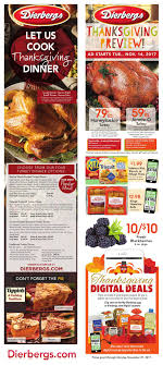 dierbergs ad from 2017 11 12 ads stltoday