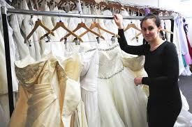 wedding dresses west midlands wedding carla buys dress from acorns bridal