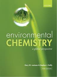 buy environmental chemistry a global perspective book online at