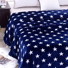 Super Soft Bed Sheets by Soft Microfiber Blanket Paitriotic Pattern