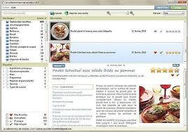 logiciel recette cuisine gratuit télécharger mise page recettes de cuisine gratuit logitheque com