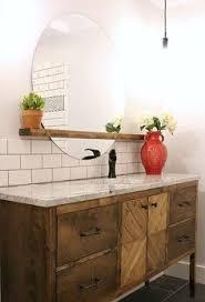 bathroom mirror ideas diy for a small bathroom round mirrors