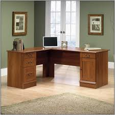 Sauder L Shaped Computer Desk L Shaped Computer Desk With Hutch Sauder Desk Home Design