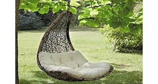 chaise suspendu fauteuil suspendu en 10 idées canon pour l extérieur