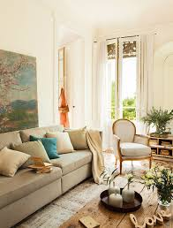 European Interior Design European Interior With Touch Of Antique And Vintage Decor In Barcelona