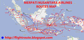 Spirit Airlines Route Map by Route Map February 2012