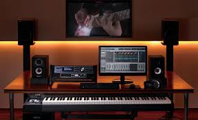 Recording Studio Desk Design by Confused About Setting Up Your Personal Home Recording Studio