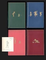 the pooh books when we were very young winnie the pooh now we