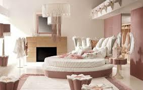 schlafzimmer modern luxus luxus schlafzimmer altrosa mit rundbett moderne zimmergestaltung
