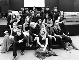 Black And White Drama by Drama Camps Legacy Christian Academy