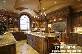 Luxury Kitchen Furniture Luxury Italian Kitchen Designs With Wooden Cabinets Furniture
