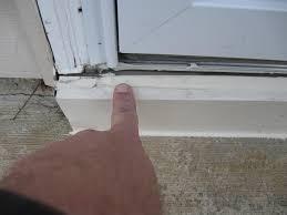 Exterior Door Sills Door Sill Kick Plate Internachi Inspection Forum