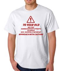 Clothes For 70 Year Olds Compare Prices On 70 Birthday Shirt Online Shopping Buy Low Price