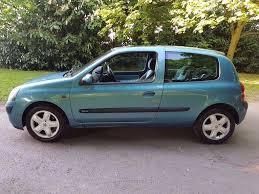 2002 renault clio 1 2 manual 3 doors low mills with 12 month mot