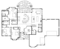 floor plans for one homes 25 best ideas about one level homes on