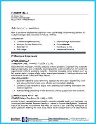 Travel Assistant Job Description Writing A Great Assistant Property Manager Resume