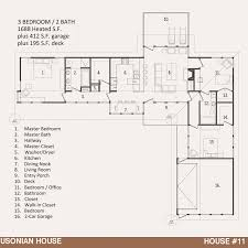 1 5 Car Garage Plans Apartments L Shaped House Plans With 2 Car Garage L Shaped House