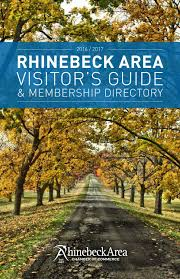 rhinebeck chamber guide 2016 by luminary media issuu