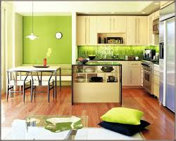 wandfarbe fur kuche zuhause dekoration ideen