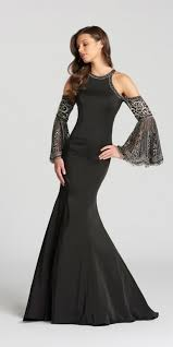 sleeve black dress sleeve prom dresses evening dresses with sleeves