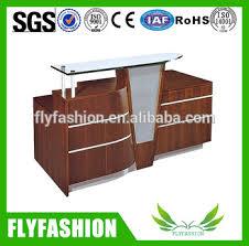 Wood Reception Desk Wholesale Looby Area Modern Wood Reception Desk Buy Reception